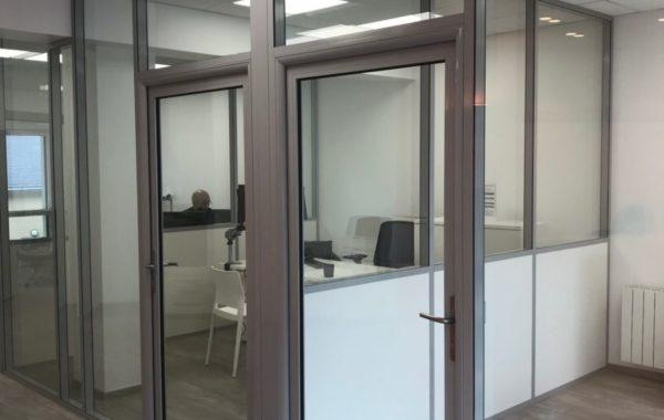 Aménagement d'un plateau bureau nu – Technopole Université – Le Mans