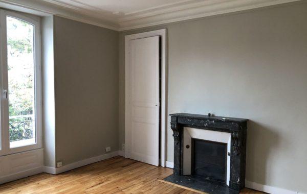 Rénovation d'appartement locatif